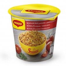 MAGGI 5MT makaronai grietinėlės-pomidorų padaže, 62g