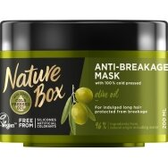 """NATURE BOX plaukų kaukė """"Olive"""", 200ml"""