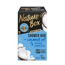 "NATURE BOX dušo muilas ""Coconut"", 150g"