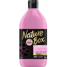 "NATURE BOX kūno losjonas ""Almond"", 385 ml"
