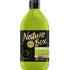 "NATURE BOX kūno losjonas ""Avocado"", 385 ml"