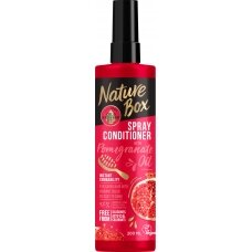 "NATURE BOX purškiamas kondicionierius ""Pomegranate"", 200ml"