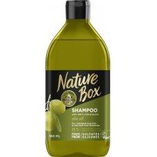 """NATURE BOX šampūnas """"Olive"""", 385ml"""