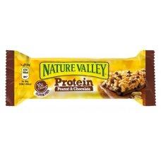 NATURE VALLEY PROTEIN batonėlis su šokoladu, 40g