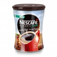 NESCAFE CLASSIC tirpi kava (skardinė), 250g