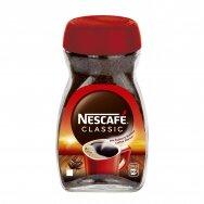 NESCAFE CLASSIC tirpi kava (stiklas), 100g