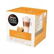 Nescafe kavos kapsulės Dolce Gusto Latte Macchiato, 16 kapsulių, 183.2g