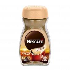 NESCAFE CLASSIC tirpi kava Crema (stiklas), 100g