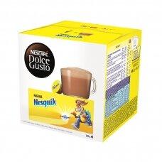 Nescafe kakavos kapsulės Dolce Gusto Nesquik, 16 kapsulių, 256g