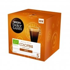NESCAFE DOLCE GUSTO Lungo Columbia, 84g