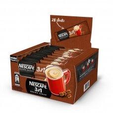 NESCAFE kavos gėrimas su ruduoju cukrumi 3in1 (28*16,5g)