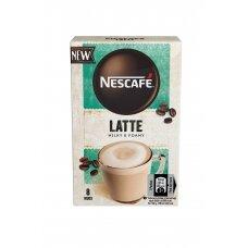 "NESCAFE tirpios kavos gėrimas ""Latte"", 8x15g"