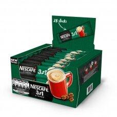 NESCAFE STRONG kavos gėrimas 3 in1 (28*17g)