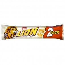 NESTLE LION White 2Pack batonėlis 60g