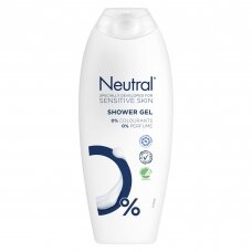 NEUTRAL dušo želė, 250ml