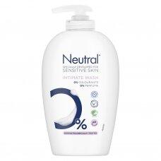 NEUTRAL intymios higienos prausiklis