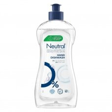 "NEUTRAL koncentruotas indų ploviklis ""Sensitive"", 500ml"