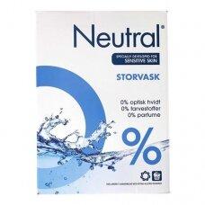 NEUTRAL WHITE WASH skalbimo milteliai, 5,27kg