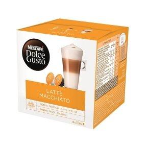 NESCAFE Dolce Gusto kava Latte Macchiato 183,2g