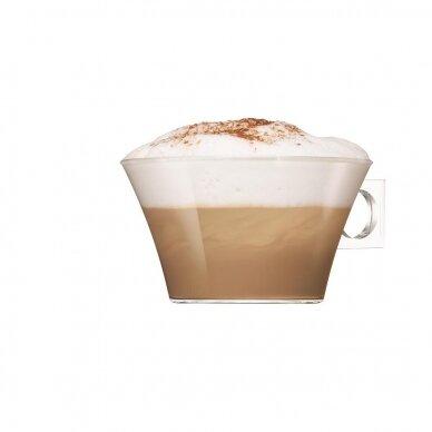 Nescafe kavos kapsulės Dolce Gusto Cappuccino, 16 kapsulių, 200g 3