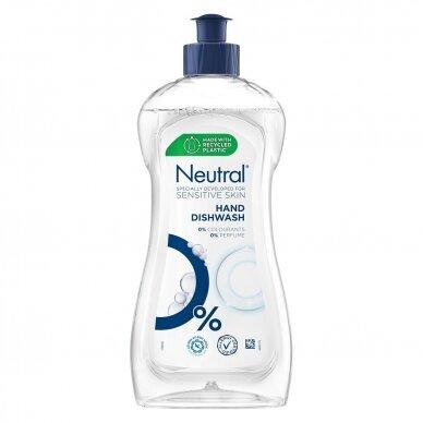 "NEUTRAL koncentruotas indų ploviklis ""Sensitive"", 500ml"