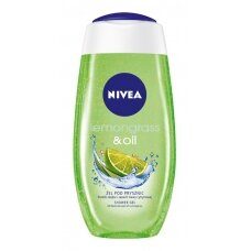 "NIVEA dušo želė ""Lemon & Oil"", 500ml"