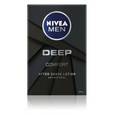 NIVEA MEN DEEP losjonas po skutimosi, 100ml