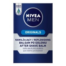NIVEA MEN ORIGINALS balzamas po skutimosi, 100ml
