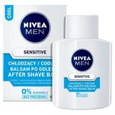 NIVEA MEN SENSITIVE Bal.poskut.vės Cooling, 100ml