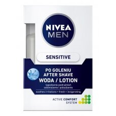 NIVEA MEN SENSITIVE losjonas po skutimosi, 100ml