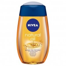 "NIVEA prausimosi aliejus ""Natural Oil"", 200ml"