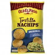 OLD EL PASO tortilijų traškučiai Nachips, 185g