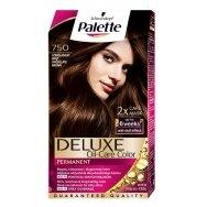 """PALETTE DELUXE dažomasis plaukų kremas Nr.750 """"Šokoladas"""""""