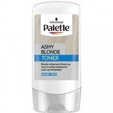 """PALETTE DELUXE laikini plaukų dažai """"Ashy Blonde"""""""
