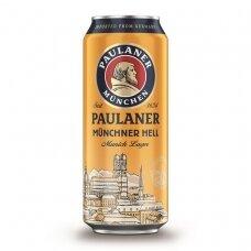 PAULANER Munchner Hell sk. 4,9% 0,5l D NEW