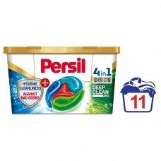 """PERSIL skalbimo kapsulės """"DISCS Odor Color"""", 11 skalbimų"""
