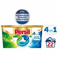 """PERSIL skalbimo kapsulės """"DISCS White"""", 22 skalbimams"""