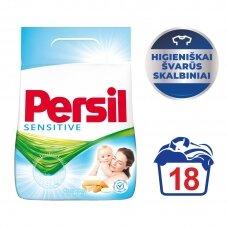 """PERSIL skalbimo milteliai """"Sensitive"""", 18 skalbimų"""