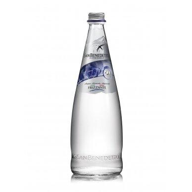 SAN BENEDETTO PRESTIGE gazuotas mineralinis vanduo, 0.75L