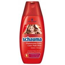 SCHAUMA COLOR GLANZ šampūnas dažytiems plaukams, 250ml