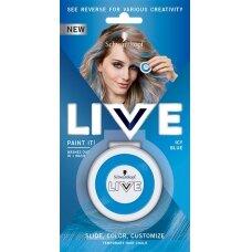 "SCHWARZKOPF LIVE plaukų dažai ""Cushions Icy Blue"""