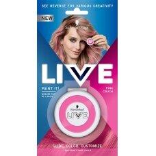 "SCHWARZKOPF LIVE plaukų dažai ""Cushions Pink Crush"""