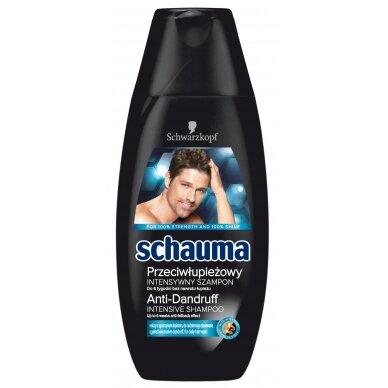 SCHAUMA ANTI-DANDRUFF šampūnas nuo pleiskanų, 250ml