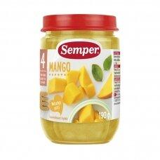 SEMPER mangų tyrelė 4mėn.,190g