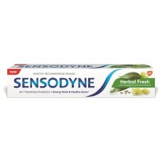 SENSODYNE dantų pasta Herbal Fresh 75 ml
