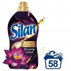 "SILAN AROMATHERAPY skalbinių minkštiklis ""Lotus"" 58 skalbimams, 1.45L"