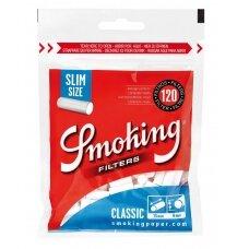 SMOKING filtrai Classic Slim