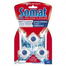SOMAT MACHINE CARE indaplovių priežiūros priemonė, 3 plovimams
