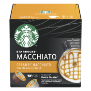 Starbucks kavos kapsulės Dolce Gusto Caramel Macchiato, 12 kapsulių, 127,8g