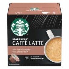 Starbucks Dolce Gusto Caffe Latte 12 cap. 121,2g